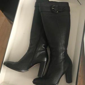 {banana republic} Phoebe Horsebt knee high boots